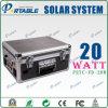 bewegliches SolarStromnetz 20W (PETC-FD-20W)