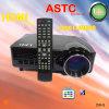 5 인치 LCD + LED 영사기 1080p 휴대용 ATSC