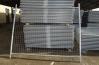높은 안전 PVC는 건축 호주에 의하여 사용된 임시 담을 입혔다