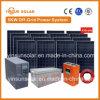 sistema de energia solar da fora-Grade 5000W para o sistema Home do picovolt da energia solar