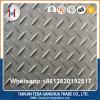 Bom preço AISI304 316L 430 201 Placa de aço inoxidável Checkered