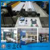 Rollo de papel higiénico de rebobinar la máquina perforadora de papel tisú y convertir el equipo