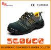 Sapatos de segurança de couro camurça vaca na Índia preços RS325