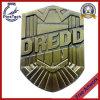 Dreddd Badge, Custom 3D Die Cast Police Badge