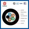 O melhor núcleo G Y F T a do cabo ótico 264 da fibra do preço para uma comunicação aérea do duto feita em China