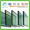 6mmの薄緑のペンキガラスの二重ガラスガラス