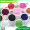 Comercio al por mayor de láser a granel en Polvo Glitter de PET para productos de plástico