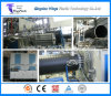 Tubo di plastica delle acque luride di bobina del grande diametro dell'HDPE che fa macchina
