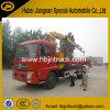 Dongfeng 6.3トンのトラックによって取付けられるクレーン