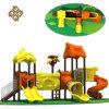 Heiße Verkaufs-bunte sichere Plättchen-Kind-im Freienspielplatz-Gerät