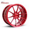 Красный цвет мотоцикла 6061-T6 18 19-дюймовый 3sdm реплики Car легкосплавные колесные диски