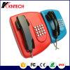 銀行業務の電話ホットラインの電話無線GSMのヘルプポイント電話