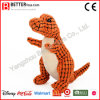 En71 vulde het Dierlijke Stuk speelgoed van het Huisdier van het Gepiep van het Speelgoed van de Hond van de Pluche van de Dinosaurus Zachte