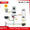 60A 12V/24V/48V contrôleur de charge solaire MPPT pour système d'alimentation solaire