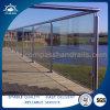 Matériaux de construction en acier inoxydable balustrade balcon en verre