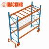 Estante directo del almacenaje del metal de Insuranced de la calidad de la fábrica