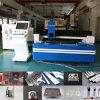 Cortador de laser de fibra de metal / Máquina de corte a laser de aço inoxidável
