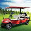 6 поля для гольфа тележки Go Kart пассажиров