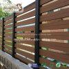 Alluminio adorabile e rete fissa composita del giardino di WPC