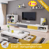 Perspex moderne Pearl Inlay meuble TV du mécanisme de levage (HX-8E9162)