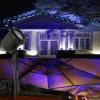 Het waterdichte IP65 OpenluchtLicht van de Laser van de Tuin van de Glimworm van het Gazon van Kerstmis Statische