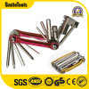Bicycle Cycling Repair Tool Dirty Set with Bag for