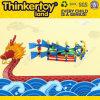 Tuba educativo variopinto del giocattolo dei blocchetti di qualità del fornitore della Cina