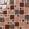 Direttamente mattonelle di mosaico di vetro di fabbricazione 300X300mm