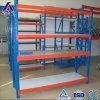 Serviço médio utilizadas unidades de estantes de metal ajustável