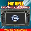 GPS van de auto DVD voor Opel Astra Vectra Corsa Zafira Antara