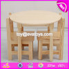 연구 결과 W08g232를 위한 도매 싼 초등 학교 나무로 되는 아이 원탁 그리고 의자