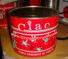La Chine Hot vendre aucun additif Ciao marque la taille de pâte de tomate 70g