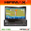 '' EinLÄRM 7 Auto DVD mit Bluetooth RDS, GPS Built-in.Tmc u. DVB-T wahlweise freigestellt (AIU-118G)