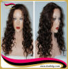 2013년 Ne 작풍 브라질 Remy 머리 가득 차있는 레이스 가발 (HXD-021)