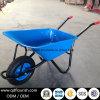 Carrinho de mão de roda de Ruuber do Wheelbarrow do carro Wb5009 da ferramenta de jardim