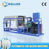 Máquina automática del bloque de hielo de la eficacia alta de Koller de 3 toneladas