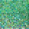 Mosaico de cristal para el material decorativo del cuarto de baño