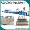 Chaîne de production en bois de profil du plastique WPC de PVC de qualité machine d'extrusion de /PVC