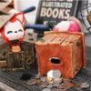 Подарок ливня младенца коробки деньг Piggy крена Поли-Смолаы высокого качества