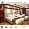 ヨーロッパデザイン最高のホテルの倍の寝室の家具セット