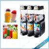 R404A carbonatada Slush Machine Granita automático Nevera