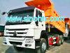 De Vrachtwagen van de Stortplaats van de Vrachtwagen HOWO 6X4 met Laagste Prijs