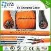 Cable eléctrico de la batería del vehículo eléctrico para el coche eléctrico