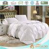 Trapunta sintetica bianca di vendita dell'hotel del micro Comforter caldo della fibra