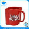 venta al por mayor de cerámica de la taza del recorrido del café 350ml