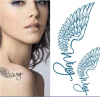 Tattoo искусствоа стикеров Tattoo способа временно водоустойчивый