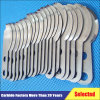 CNC Tussenvoegsels de van uitstekende kwaliteit van het Malen van het Carbide voor Scherpe Hulpmiddelen