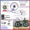 kit électrique de vélo de /Electric de moteur de /Ebike de moteur d'avant de bicyclette du pâté en croûte 5 futés de 36V 250W