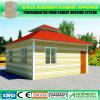 Зеленая модульная относящая к окружающей среде содружественная ванная комната дома контейнера