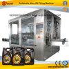 Автоматическая машина завалки масла двигателя
